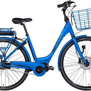 Blue Winther Superbe 2 Dame Elcykel. Connect+ display Nexus 7g fod/hydr. Centermotor.