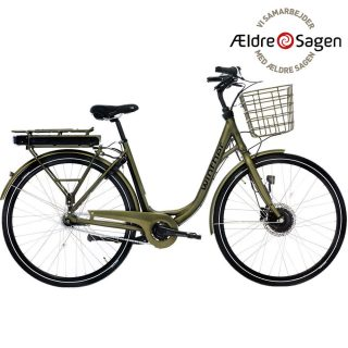 Winther Superbe 1 elcykel Dame